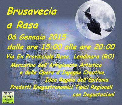 'Brusavecia' a Rasa