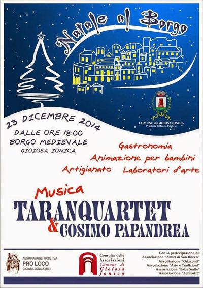 Natale al Borgo a Gioiosa Ionica