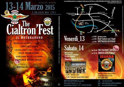 The Cialtron' Fest - Motoraduno