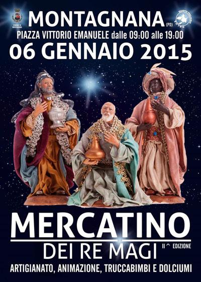 Mercatino dei Re Magi a Montagnana