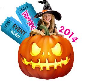 Straordinario Halloween 2014 a Fabilandia