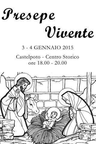 Presepe Vivente a Castelpoto