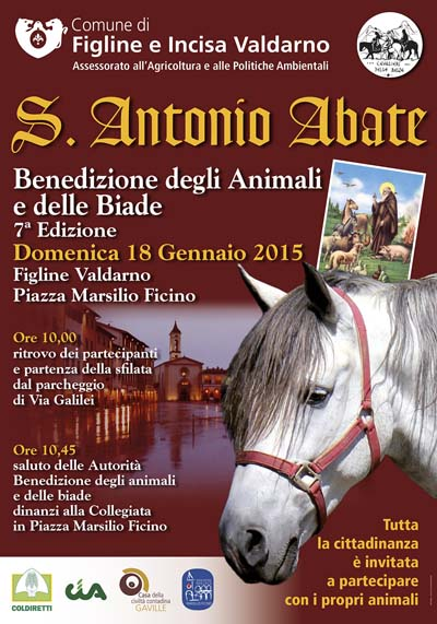 Benedizione degli Animali e delle Biade