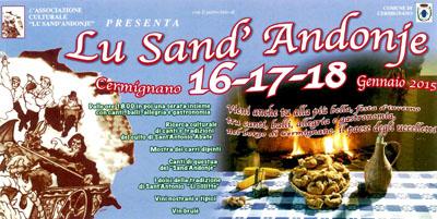 Lu Sand'Andonje a Cermignano