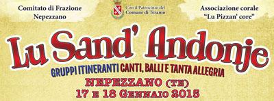 Lu Sand'Andonje a Nepezzano