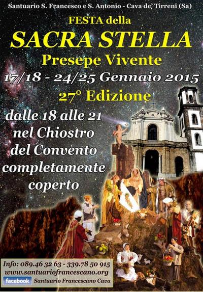 XXVII Festa della Sacra Stella