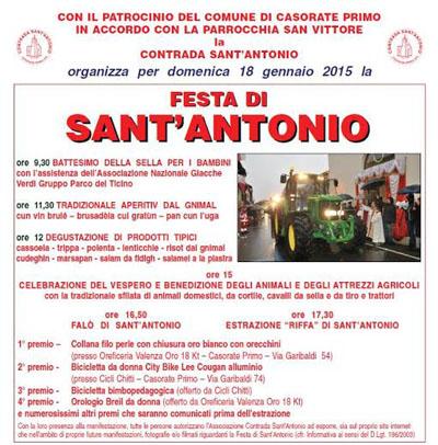Festa di Sant'Antonio a Casorate Primo
