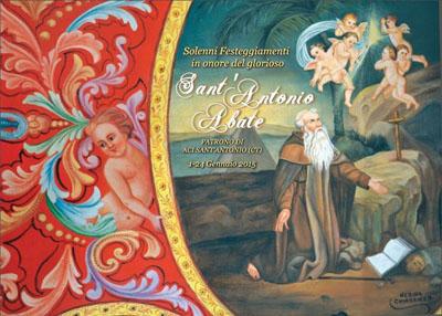 Solenni Festeggiamenti in onore di Sant'Antonio Abate