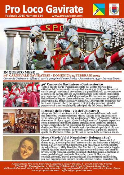 XXXVI Carnevale Gaviratese